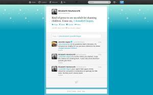 FireShot Screen Capture #015 - 'Twitter _ torontonannie_ Kind of gross to see an adult ___' - twitter_com_torontonannie_status_307953579329720320