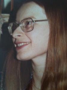 Andrea McDougall Martin, my aunt