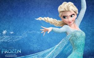 """Snow Queen Elsa, from Disney's """"Frozen"""""""